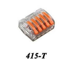 Разъем для подключения проводки PCT-415-T, 5- pin