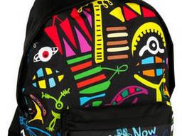Разноцветный молодежный рюкзак Paso 15 л Psbdd-220