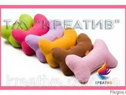 Разнообразные подушки игрушки сувенирные оптом с Вашим логот