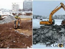 Разработка грунта Киев область