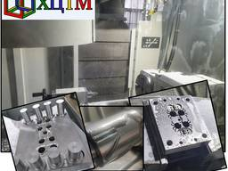 Разработка и изготовление металлоизделий на оборудовании с ЧПУ