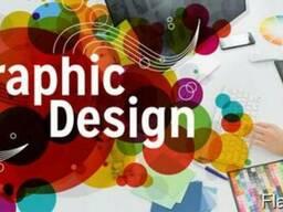 Разработка макетов, логотипов и фирменного стиля в Черкассах