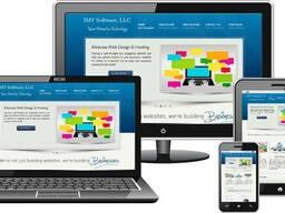 Разработка сайта компании в Сумах, продвижение сайтов