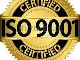 Разработка систем менеджмента качества и сертификация ISO