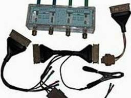 Разрядник с комплектом переходников для проверки модулей и к