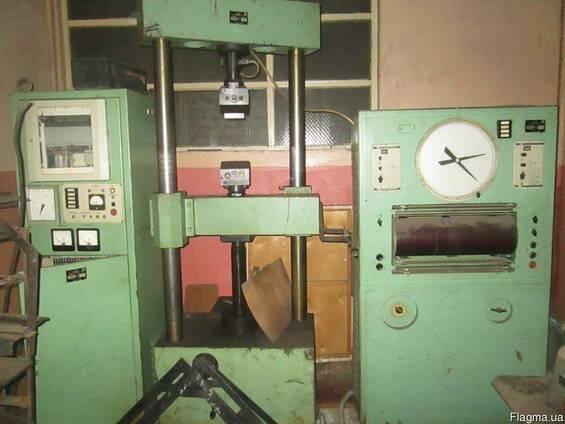Разрывная машина -универсальная испытательная машина УМЭ-10Т