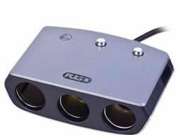 Разветвитель прикуривателя Pulso SC-3005