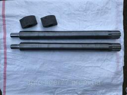 Разжимной тормозной вал (кулак) 2ПТС-4, 2ПТС-6 (длинный)
