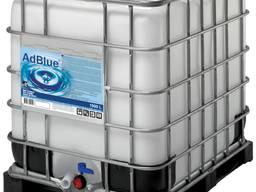 Реагент AdBlue для снижения выбросов