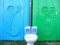 Реагент для обслуговування усіх типів туалетів - фото 2