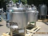 Реактор для инъекционных растворов объемом 700 л. с программ - фото 1