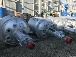 Реактор эмалированный Куплю реактор из нержавеющей стали