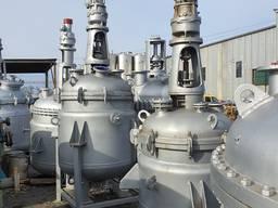 Реактор эмалированный, Реакторы нержавеющая сталь, емкость