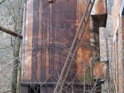 Реактор эмалированный (зеленая эмаль) бу