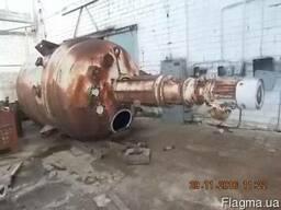 Реактор емальваний 0,06-10м3 новий