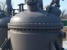 Реактор из нержавеющей стали 2 м3. - фото 2