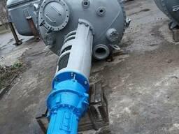 Реактор из нержавеющей стали на 3, 2 м3.