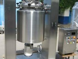 Реактор объемом 250 л для приготовления мягких лекарственных