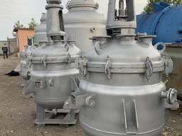 Реактор эмалированный, Реактор химический , Нержавеющий