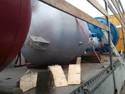 Нержавеющий реактор от 10 литров до 100м3. Наличие