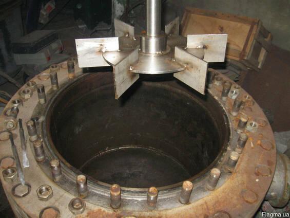 Реакторы объемом 0,1м3, 0,25м3, 0,63м3, 1м3, 3,2м3, 6,3м3