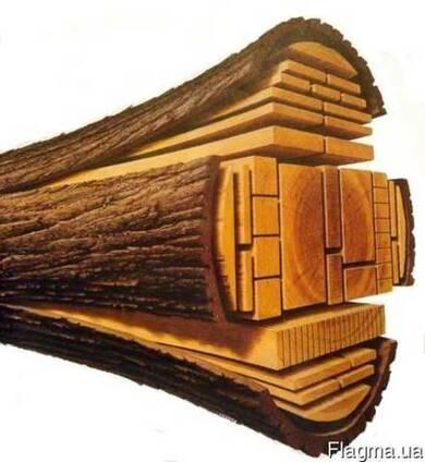 Реализуем доску обрезную и не обрезную, строительный брус.