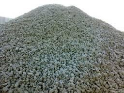 Реализуем щебень вторичный балласт битый бетон