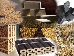 Реализуем топливные брикеты и пеллеты (гранулы)