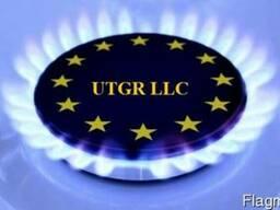 Реалізуємо природний газ з ресурсу 2018-2019 Імпорт з EC