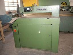 Ребросклеивающий станок для шпона KUPER FWJ 900