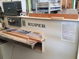 Ребросклеивающий станок для склеивания шпона б/у Kuper FW 11