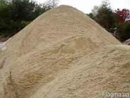 Речной песок 30-тонниками в Киеве и Киево-Святошинском район