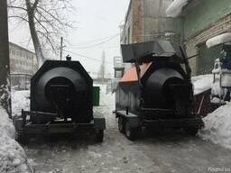 Мини асфальтный завод АБЗ РА-800 - фото 6