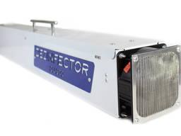 Рециркулятор бактерицидный du-200 облучатель воздуха