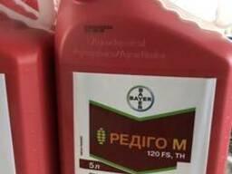 Редіго М 120 - протруйник насіння кукурудзи, сої та гороху.
