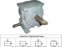 Редуктор Ч100 - 63 - 52 новые
