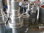 Редуктор механизма поворота НУ 3515 - фото 1