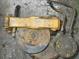 Редуктор поворота локтевой вышки на базе ЗИЛ 130 ВС 22-01 ,