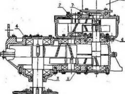 Редуктор (привод) УСГ-00.010 предназначен для привода в движ