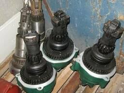 Редуктор пускового двигателя ПД-350, СМД-60