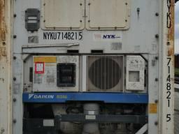 Рефконтейнер Daikin 40 футов 2008 года