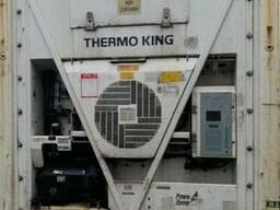 Рефконтейнер Thermo King 40 футов 2002 года