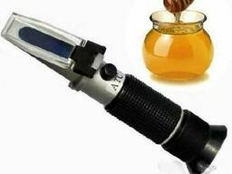 Рефрактометр RHB-90ATC для меда, Brix 58-90%