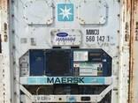 Рефрижераторный контейнер 20 футов - фото 1