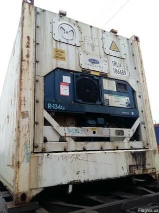Рефрижераторный контейнер Carrier 40 футов