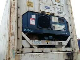 Рефрижераторный контейнер Carrier 2006 года 40 футов