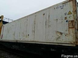 Рефрижераторный контейнер Carrier 40 футов - фото 4