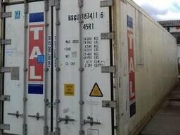 Рефрижераторный контейнер 2010, морской реф 40 футов
