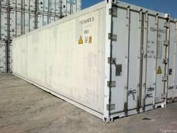 Рефрижераторные и термо морские контейнеры, б/у 20' и 40'