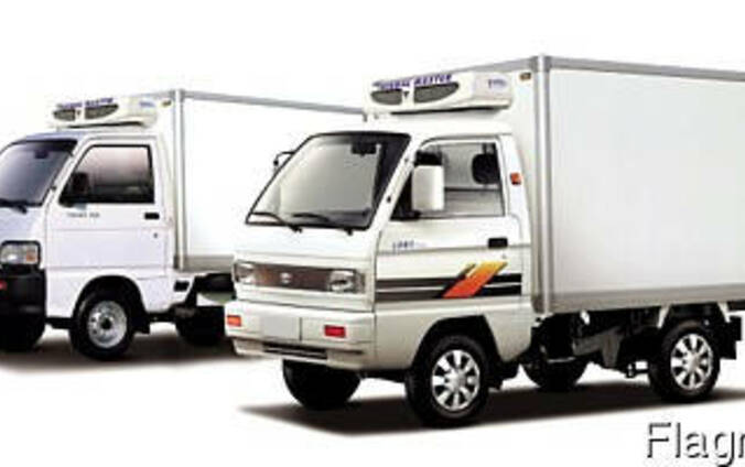 Рефрижераторы для коммерческого транспорта в Крыму